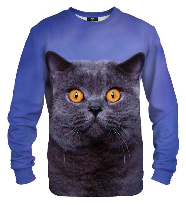 British Cat sweater Thumbnail 1