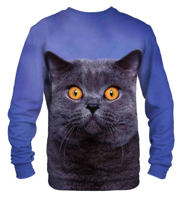 British Cat sweater Thumbnail 2