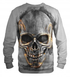 Mr. Gugu & Miss Go, Fire Skull sweater аватар $i