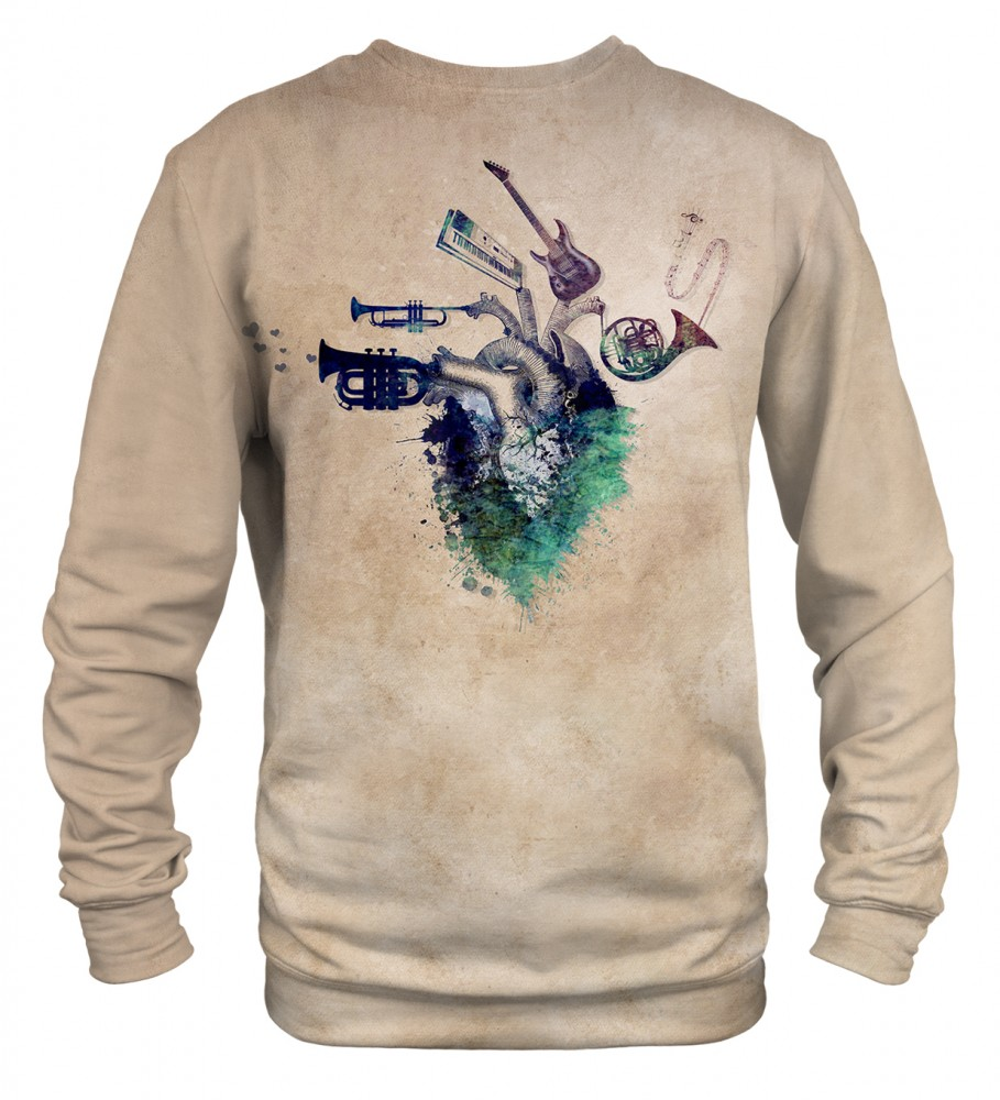 Mr. Gugu & Miss Go, Orchestra sweater Image $i