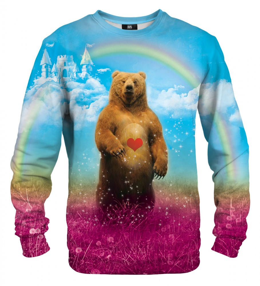 Mr. Gugu & Miss Go, S'care bear sweater Image $i