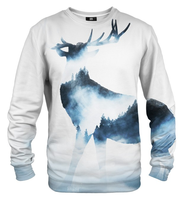 Fog Deer sweater Miniatura 1