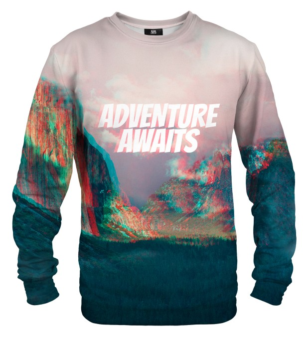 Adventure Awaits sweater Miniature 1