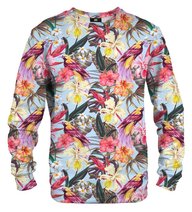 Tropical Beauty sweatshirt Miniaturbild 1