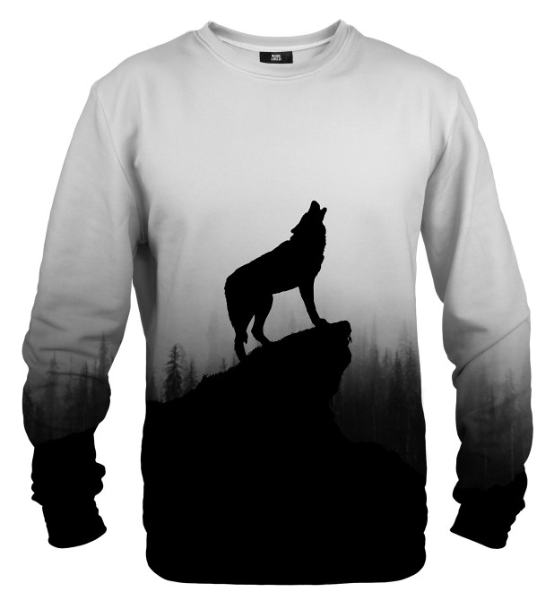 Shadow of Wolf sweatshirt Miniaturbild 1