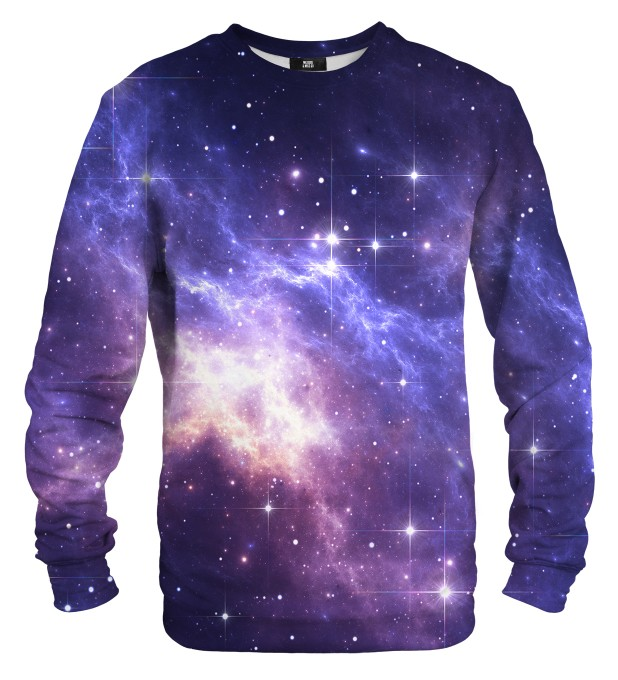 Lightning in Space sweater Thumbnail 1
