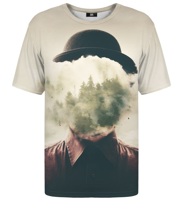 Exposure Face t-shirt Miniatura 1