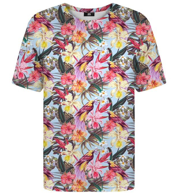 Tropical Beauty t-shirt Miniaturbild 1