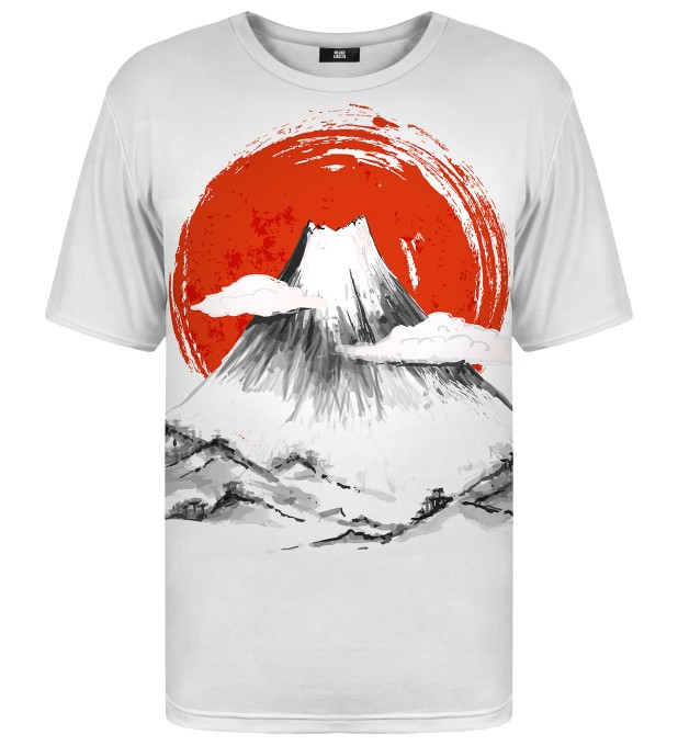 Fuji Drawing t-shirt Thumbnail 1