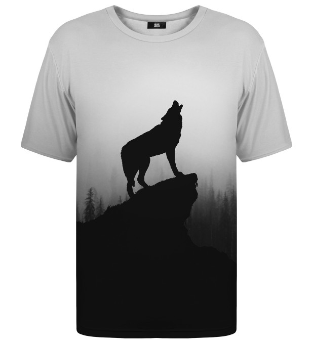 Shadow of Wolf t-shirt Miniatura 1