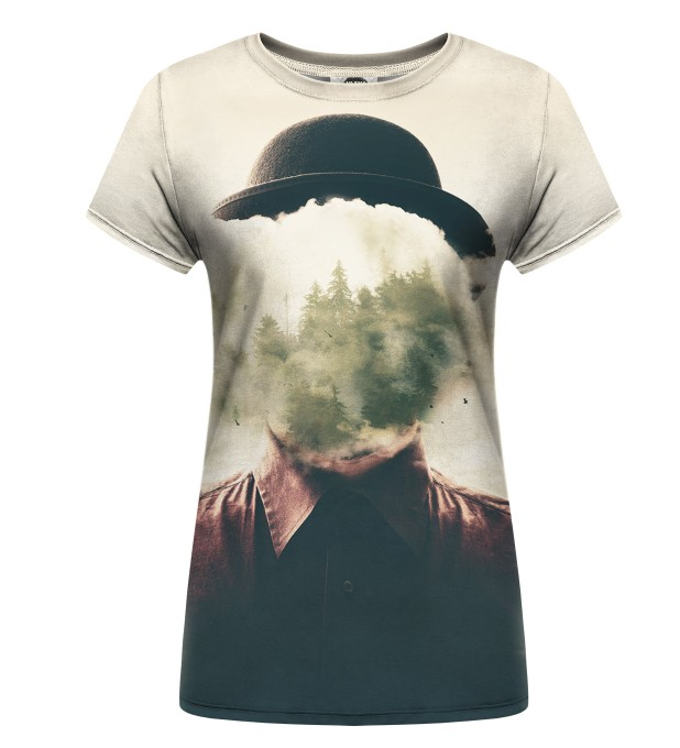 Exposure Face womens t-shirt Miniatura 1