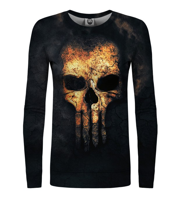 Punisher Face womens sweater Miniatura 1