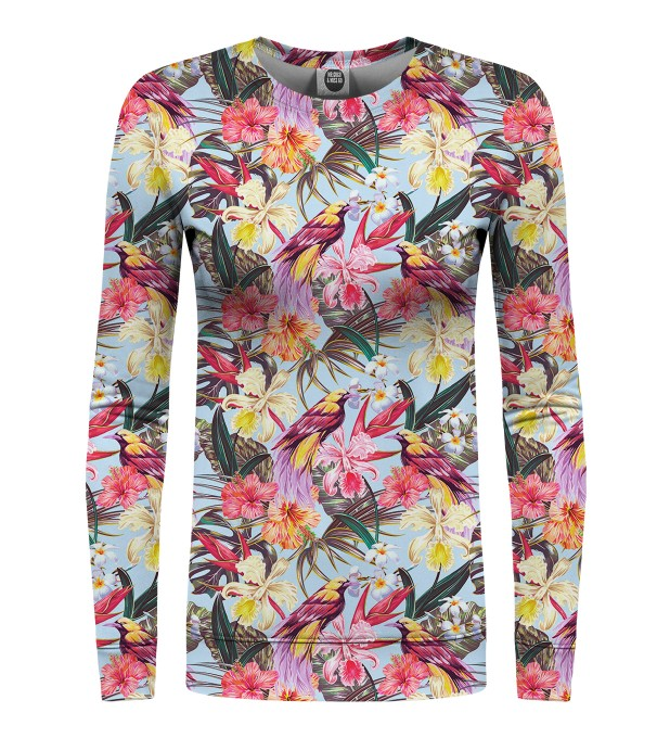 Tropical Beauty womens sweater Miniatura 1