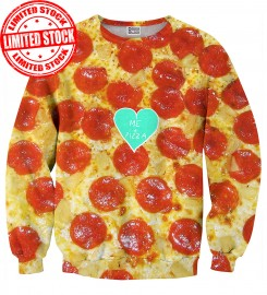 Mr. Gugu & Miss Go, Pepperoni sweater Miniature $i