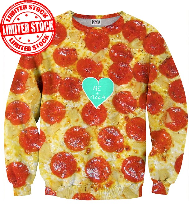 Pepperoni sweater Thumbnail 1