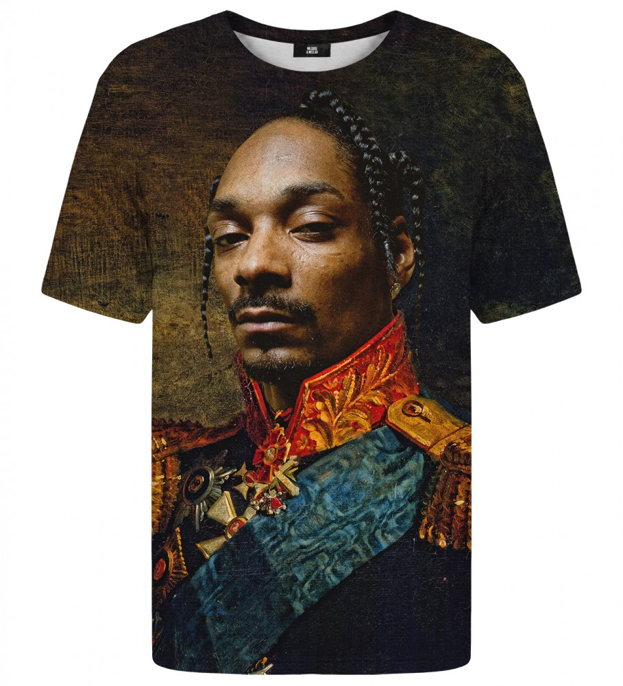 Mr. Gugu & Miss Go, Lord Snoop t-shirt Image $i