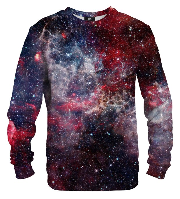 Deep Red Nebula sweater Miniatura 1