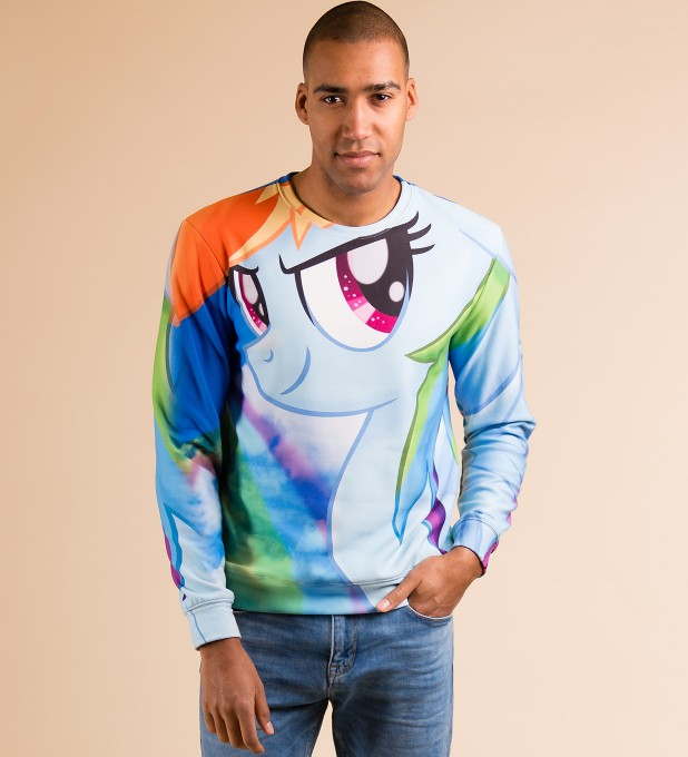Rainbow Sky sweater Miniatura 1