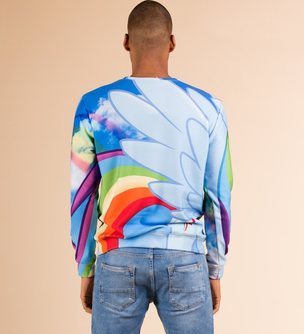 Rainbow Sky sweater Miniatura 2