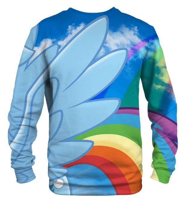 Rainbow Sky sweater Miniature 2
