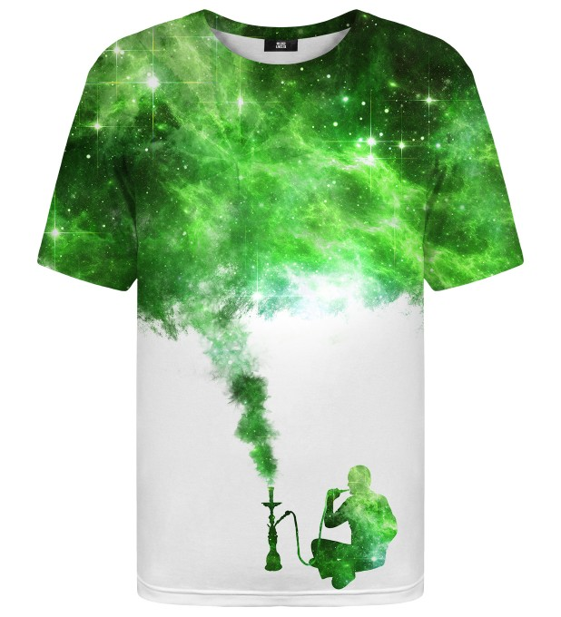 Let's Smoke t-shirt Miniatura 2