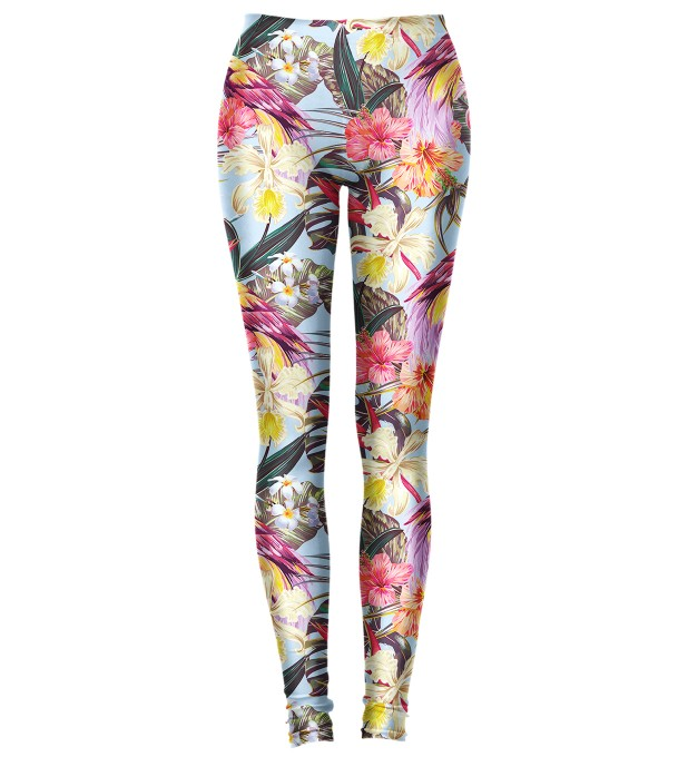 Tropical Beauty Leggings Miniature 1