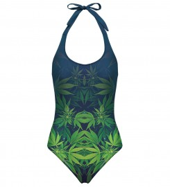 Mr. Gugu & Miss Go, Jane open back swimsuit Miniaturbild $i