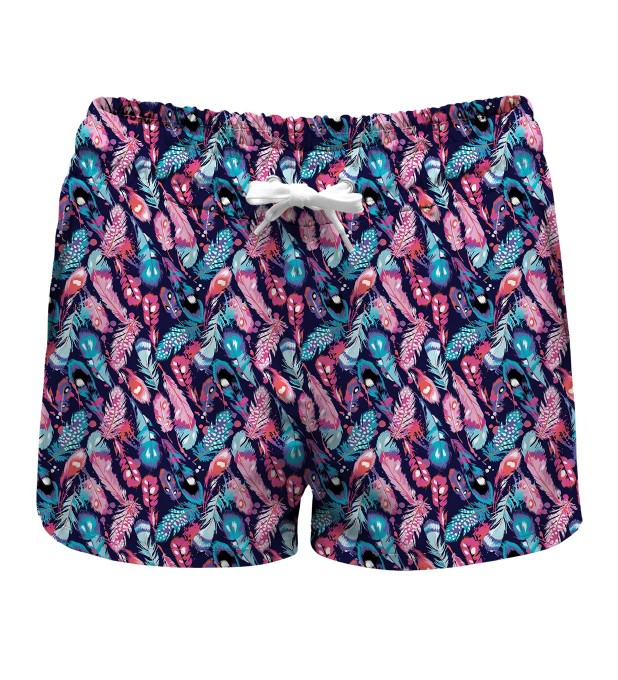 Colorful Feathers swim shorts Miniatura 1