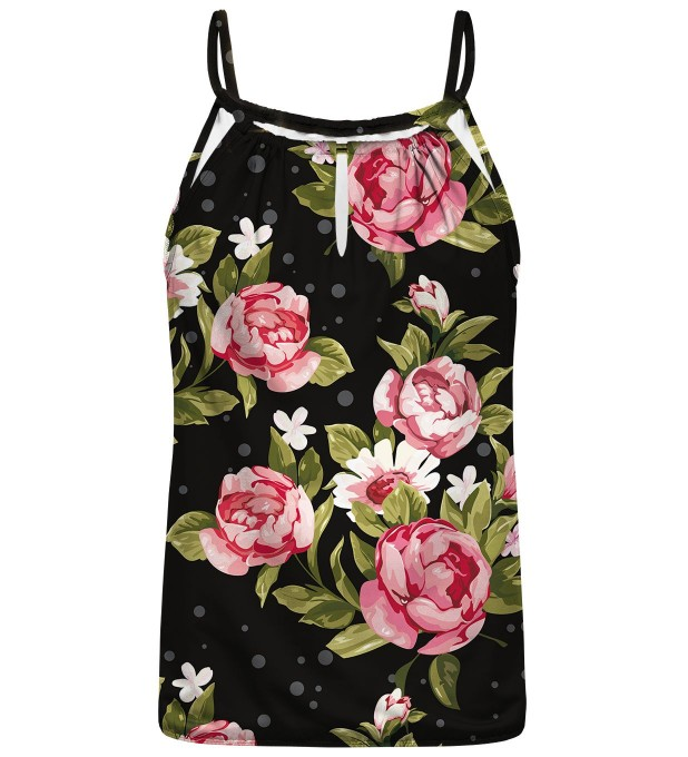 Red Roses tankini Miniature 1