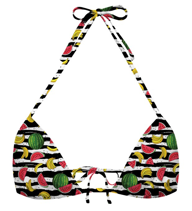 Fruits triangle bikini top Miniatura 1