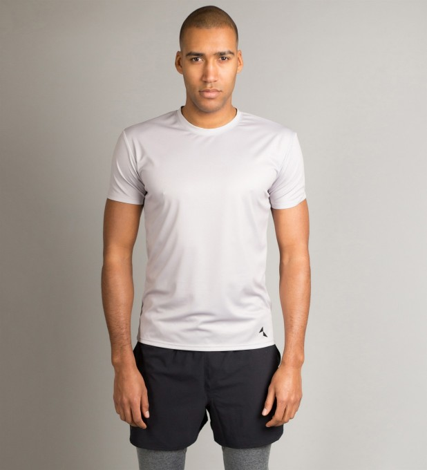 Light Grey T-Shirt Miniature 2