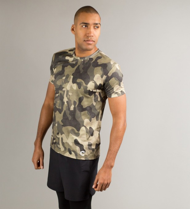 Green Camo T-Shirt Miniature 2