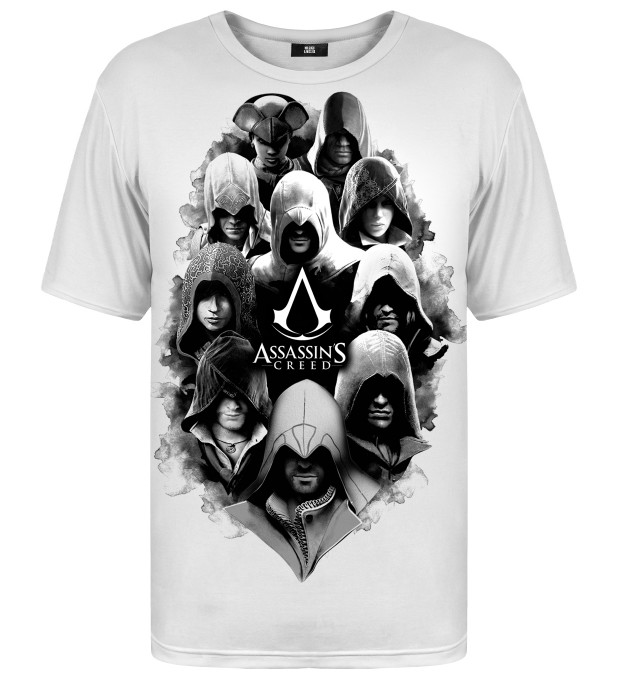 Assassin's t-shirt Thumbnail 1