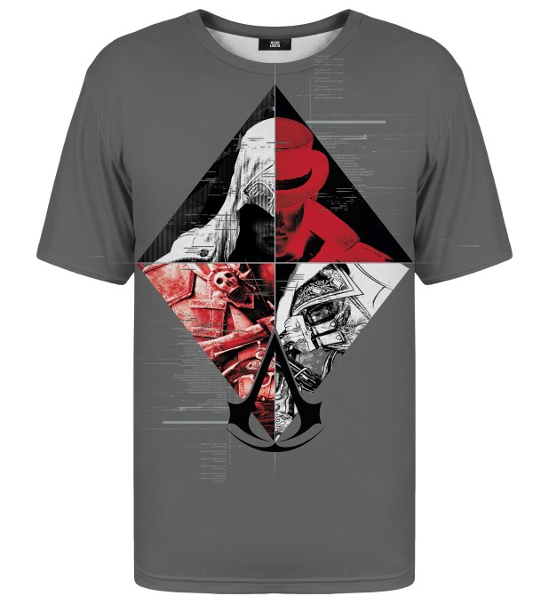 Animus Synchronization in Progress t-shirt Thumbnail 1