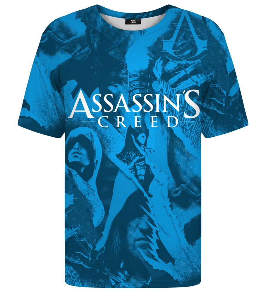 Mr. Gugu & Miss Go, Assassin's Creed t-shirt Image $i