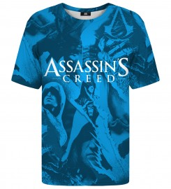 Mr. Gugu & Miss Go, Assassin's Creed t-shirt Thumbnail $i