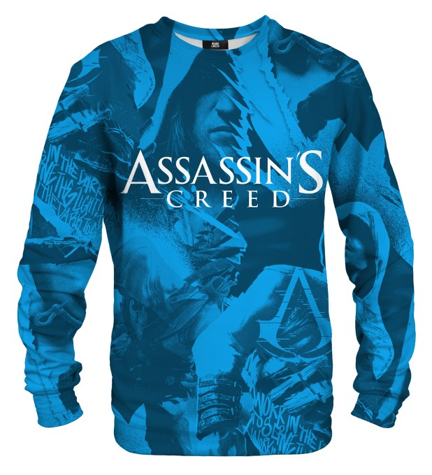 Connor Assassin sweater Miniatura 1