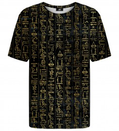 Mr. Gugu & Miss Go, Hieroglyphs t-shirt + FREE PILLOW аватар $i