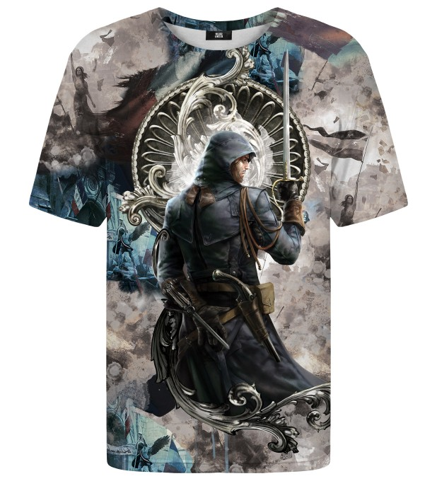 Assassin's Creed Unity t-shirt аватар 1