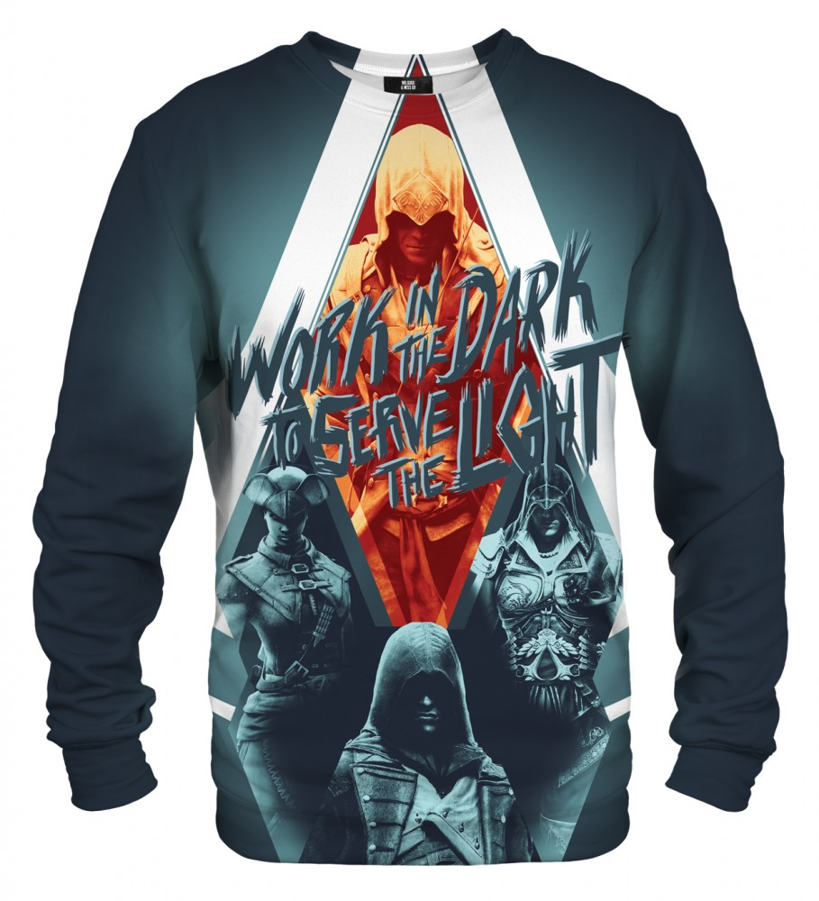 Mr. Gugu & Miss Go, Assassin's Creed Liberation sweater Image $i