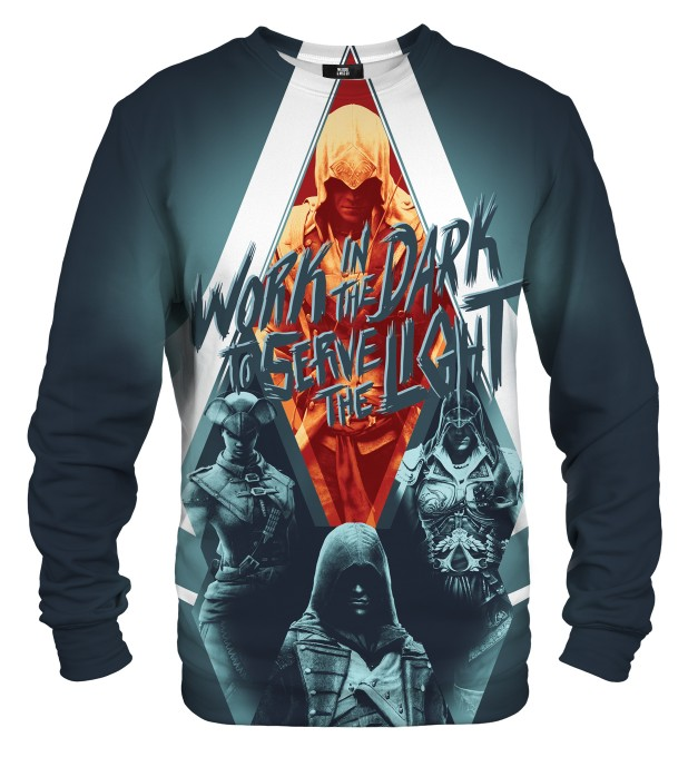 Bluza ze wzorem Assassin's Creed Liberation Miniatury 1
