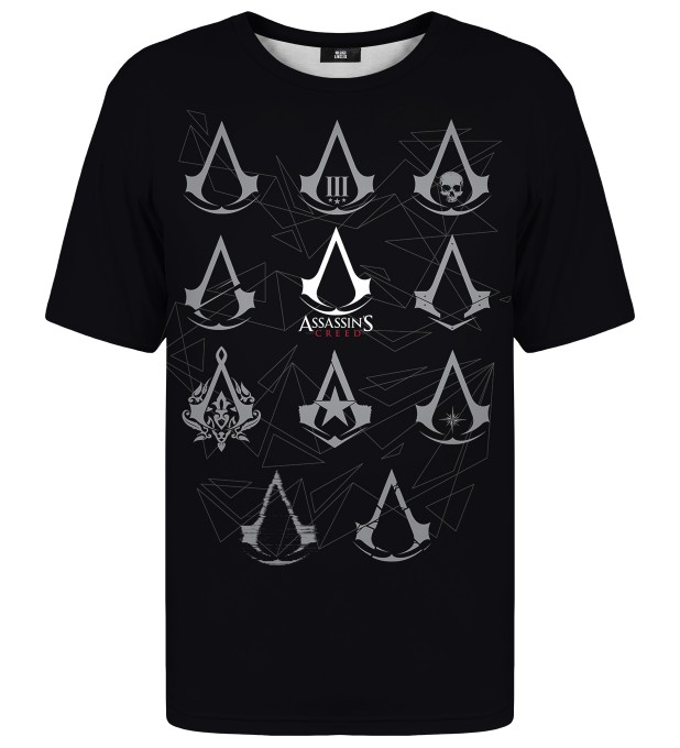 Assassin's Creed Series t-shirt Thumbnail 1