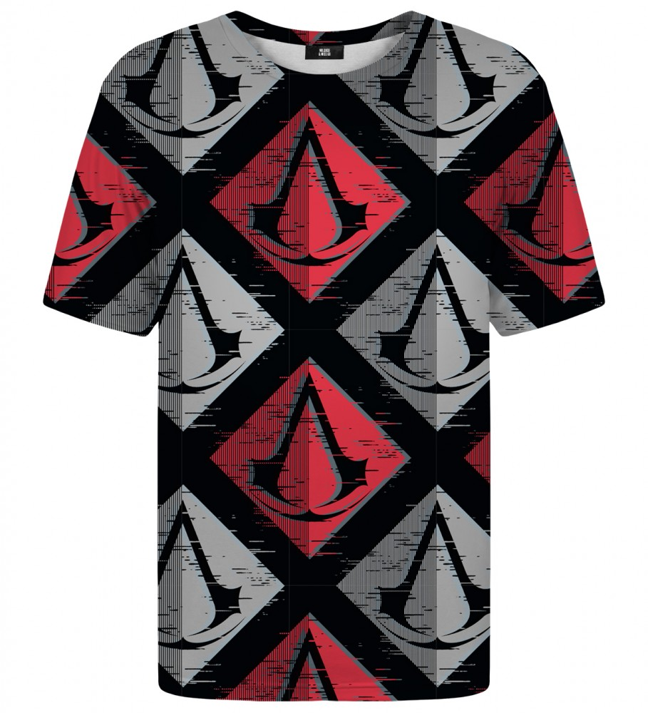 Mr. Gugu & Miss Go, Assassin's Creed Logo t-shirt Image $i