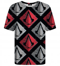 Mr. Gugu & Miss Go, Assassin's Creed Logo t-shirt Miniature $i