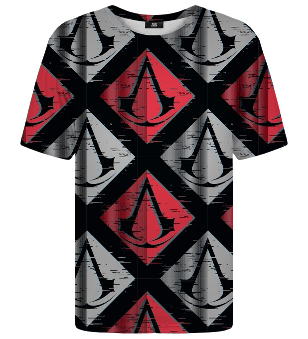 T-shirt Assassin's Creed Logo Miniatury 1