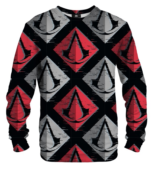 Assassin's Creed Logo sweater Miniature 1
