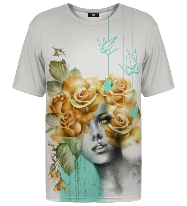 Flower Girl t-shirt Miniatura 2