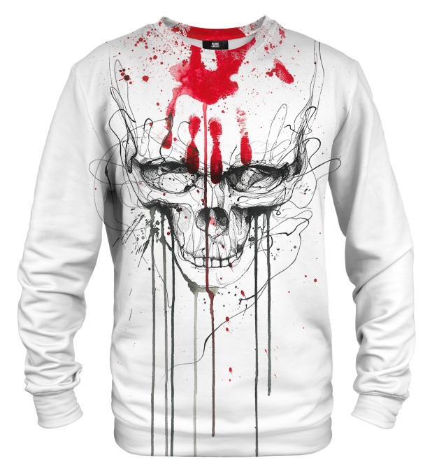 Skull & Hand sweater Miniature 1