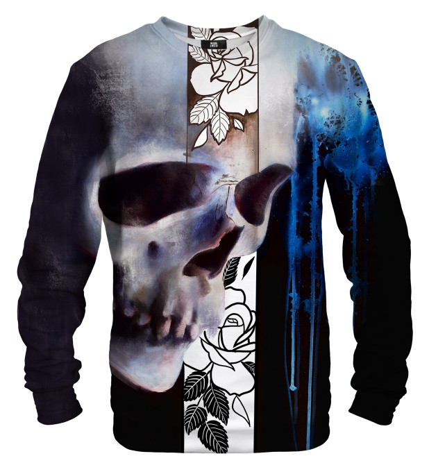 Skull & Roses sweater Miniature 1
