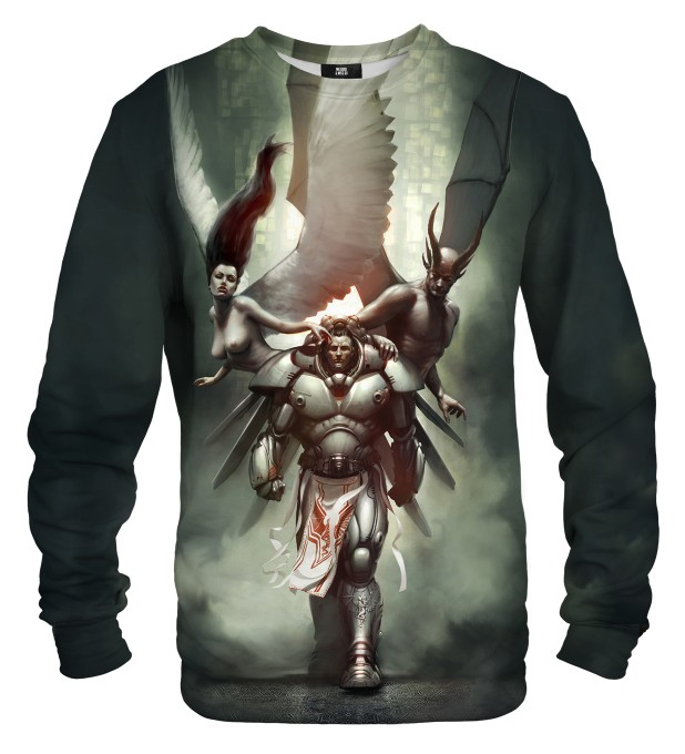 Gamedec with Ghosts sweater Miniature 1